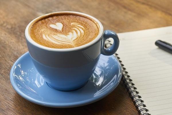 Una taza de café 1