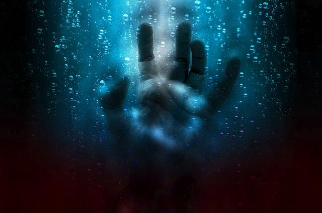 dark hand photo