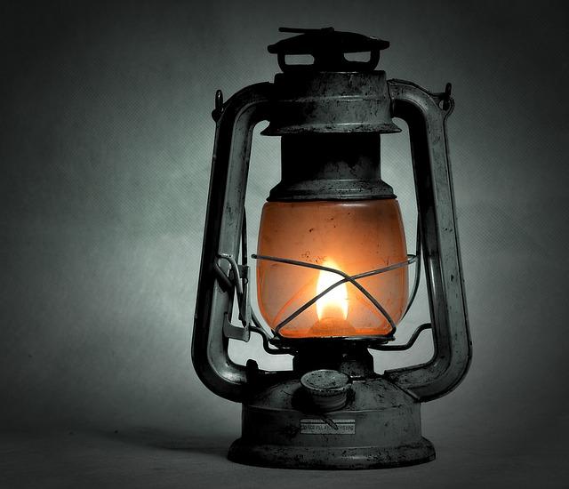 lámpara photo