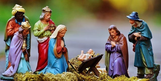 pesebre photo