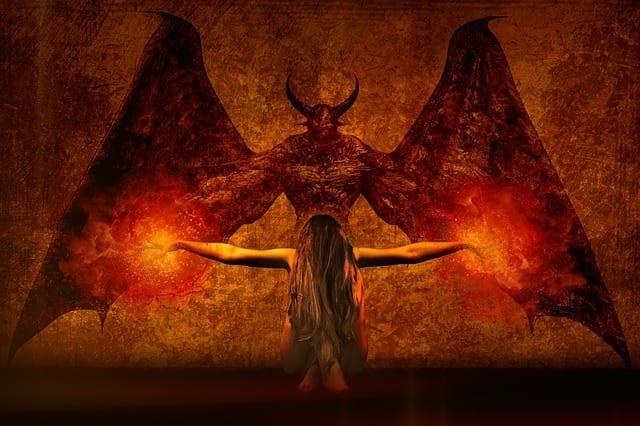 El diablo y su abuela. 8