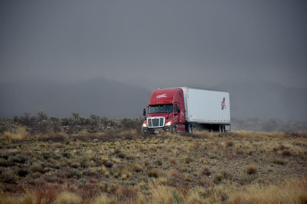 El camionero fantasma 1