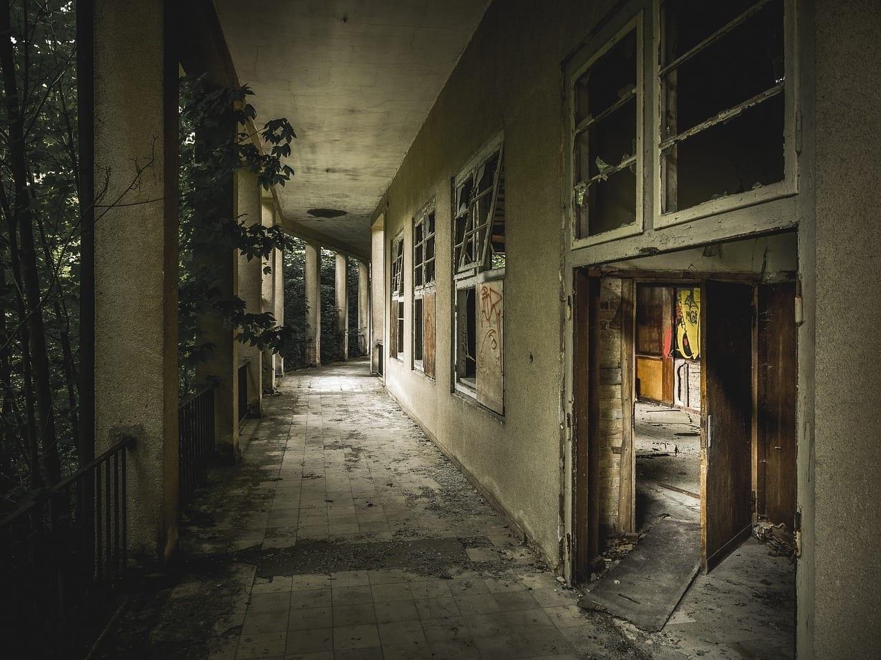 El hospital del Tórax | Leyendas de Terror y Urbanas