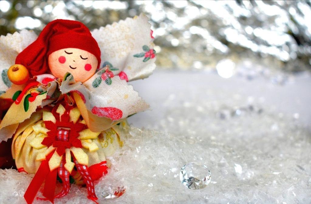 El ayudante de Santa Claus 1