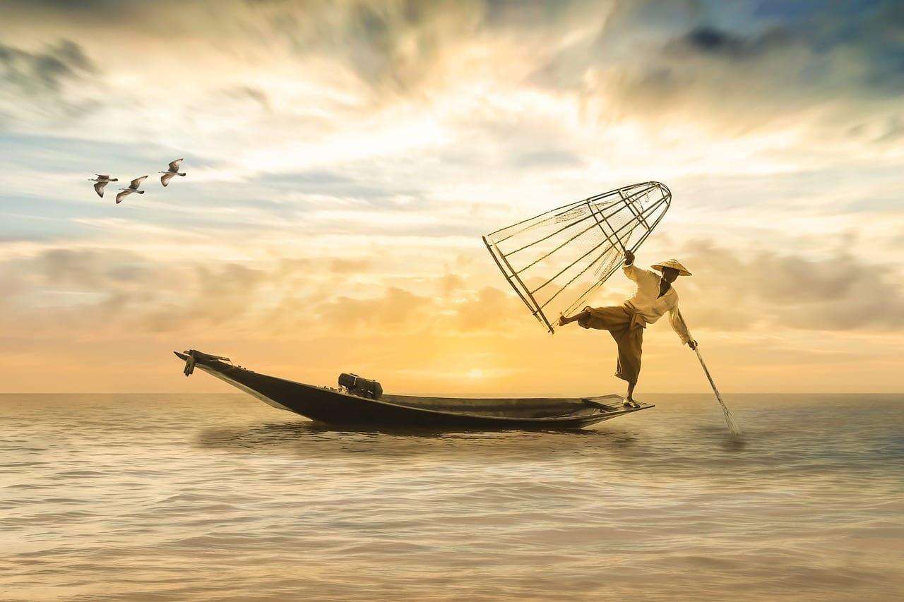 El pescador egoísta 1