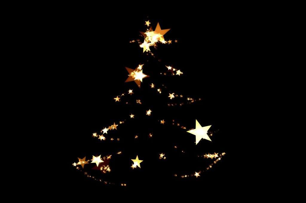 La historia del árbol de Navidad 1