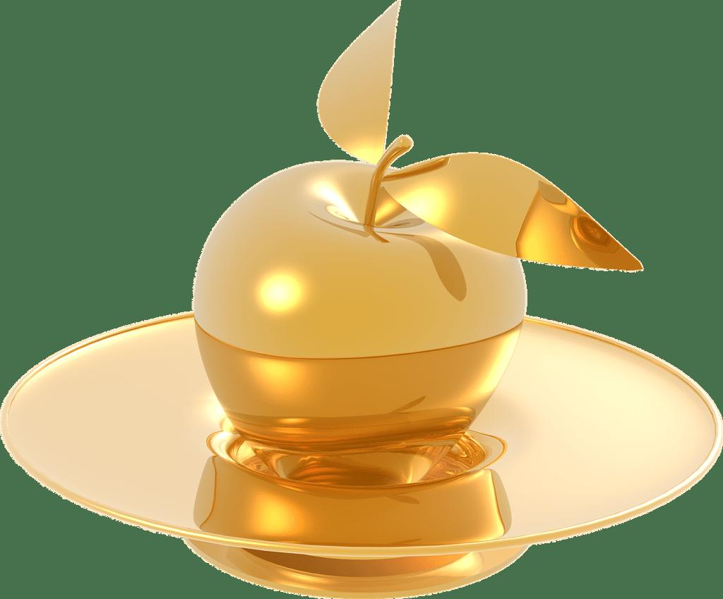 La manzana de oro 1